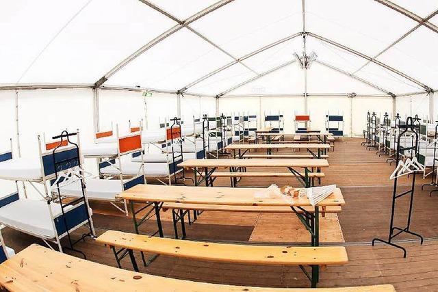 Tübingens OB: Sollen leere Wohnungen für Flüchtlinge beschlagnahmt werden?