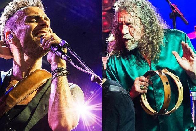 Wie war's bei… Asaf Avidan und Robert Plant in Colmar?