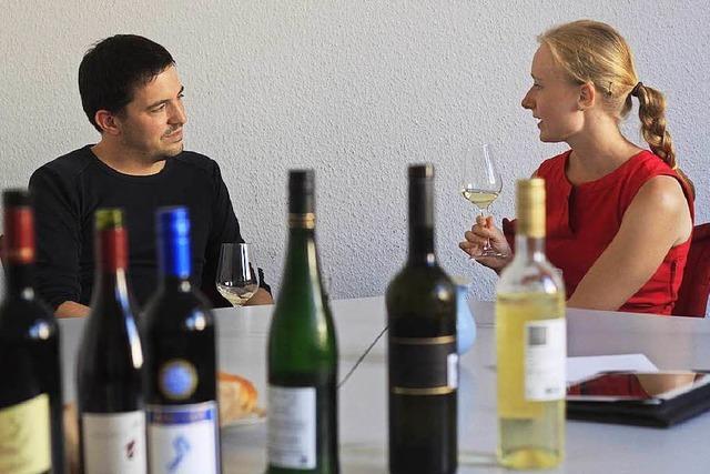 Verkostung für Anfänger: Weinprobe mit Weinkönigin