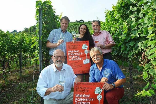 400 Weine und Sekte bei Badens größtem Weinfest vom 28. bis 31. August