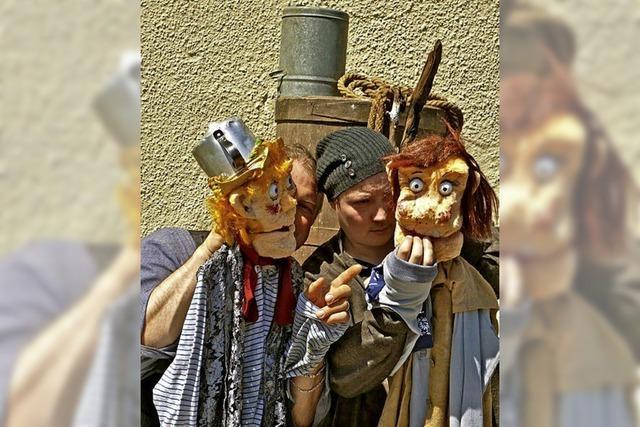 Tom Sawyers Abenteuer im frechen hus in Oberkirch