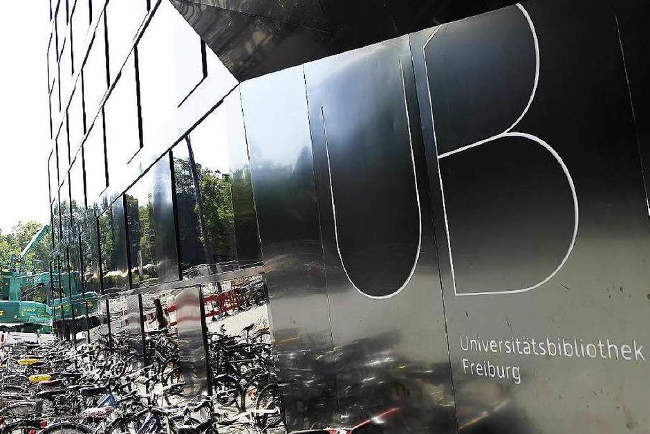 BZ-Ferienaktion in der neuen UB (Foto: Thomas Kunz)