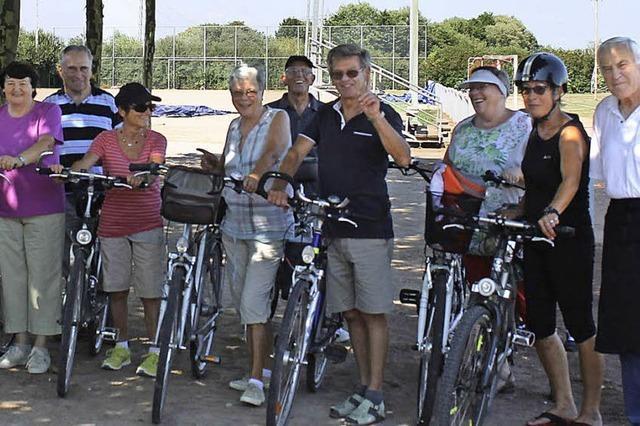 Radtour mit Heimatkunde