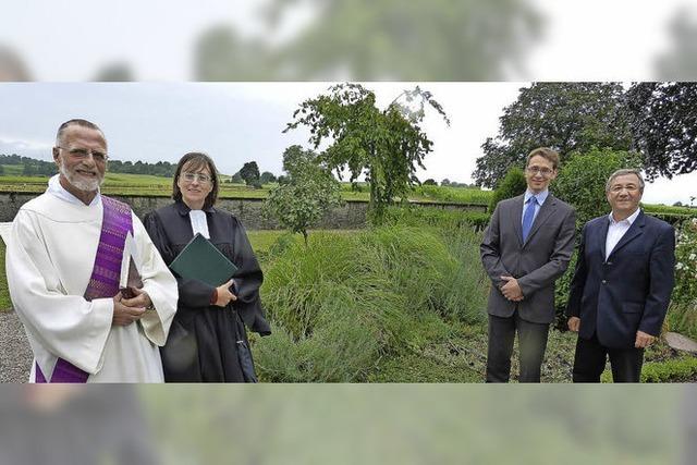 Neue Formen der Friedhofkultur