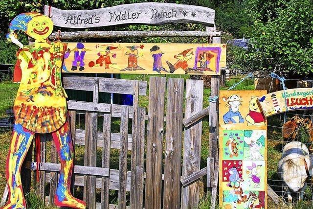 Kunst im Altholz?
