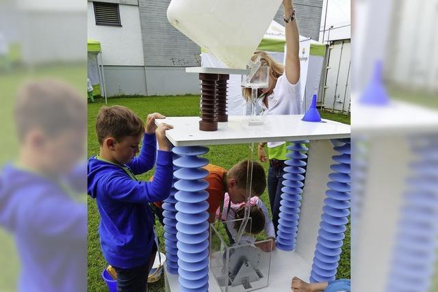 Naturenergie-Olympiade für Kinder