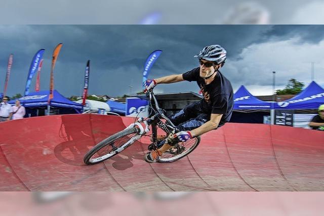 Das Bikefestival Basel findet im Schänzli in Muttenz statt