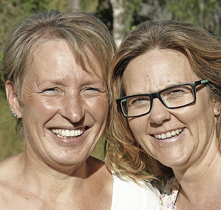 Marika Reith, Martina Schuler  | Foto: Antje Walter