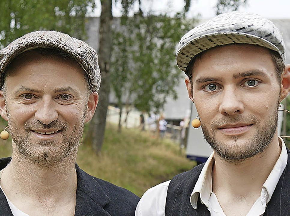 Stefan Ketterer, Markus Wangler  | Foto: antje Walter