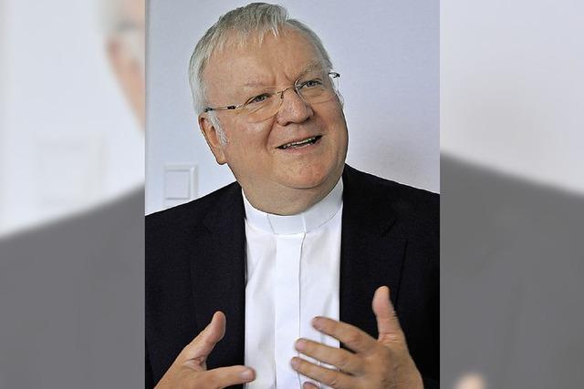Namenstag des Münsters: Dompfarrer Gaber zu Mariä Himmelfahrt