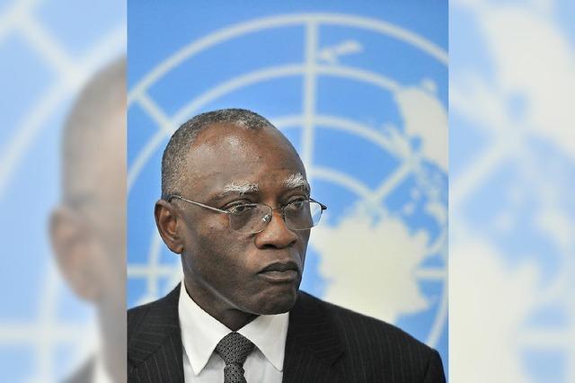 Ban Ki-moon feuert Sonderbeauftragten