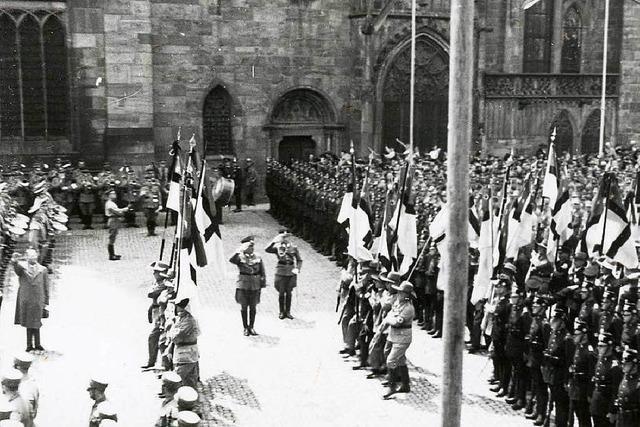 Wie Freiburg vor 80 Jahre zur Bühne der deutschen Kolonialbewegung wurde
