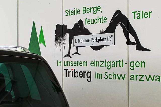 Wieder ein Sexismus-Patzer in Schwarzwälder Werbung