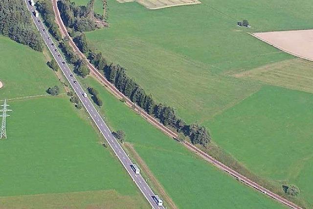 B 31: Ausbau zwischen Löffingen und Rötenbach beginnt 2017