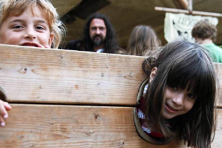 Eindrücke von den Highland Games in Prinzbach (Foto: Heidi Foessel)