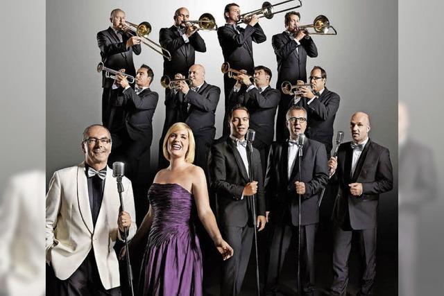 Das Glenn Miller Orchestra in Höchenschwand