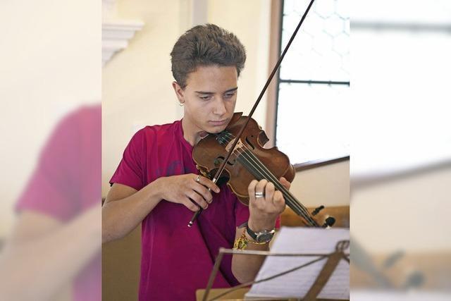 Kirchenpatrozinium war ein musikalischer Genuss