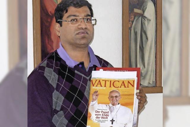Vom Ende der Welt zum katholischen Oberhaupt