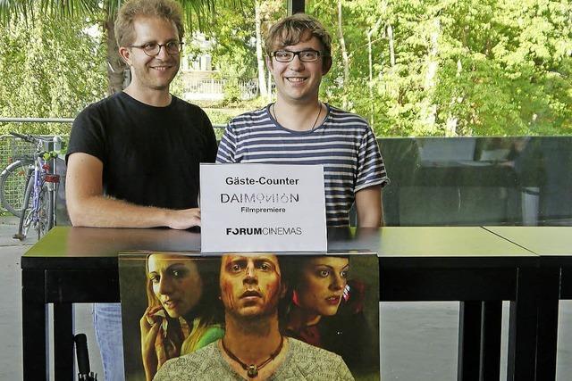Zwei Jungs erfüllen sich ihren Filmtraum