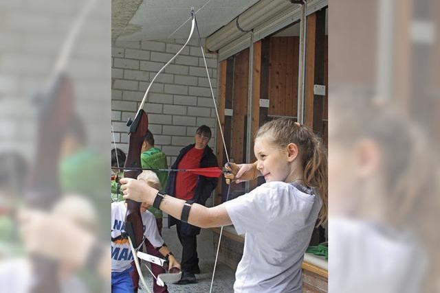 Auf den Spuren von Robin Hood