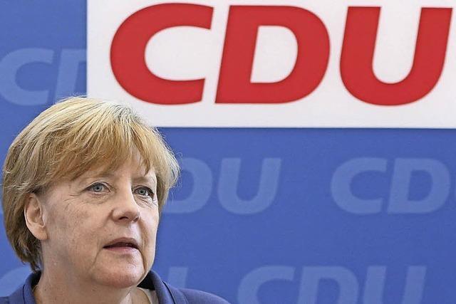Die CDU will jünger, weiblicher und bunter werden