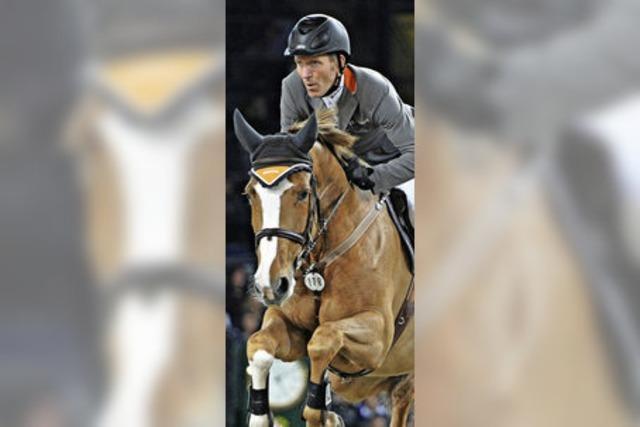 Reiter sehnen sich nach Gold bei der EM in Aachen