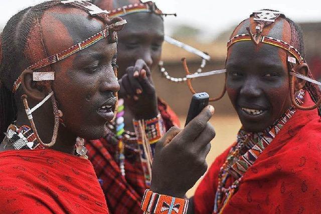 Bezahlen per Handy: Warum Afrika Vorreiter ist