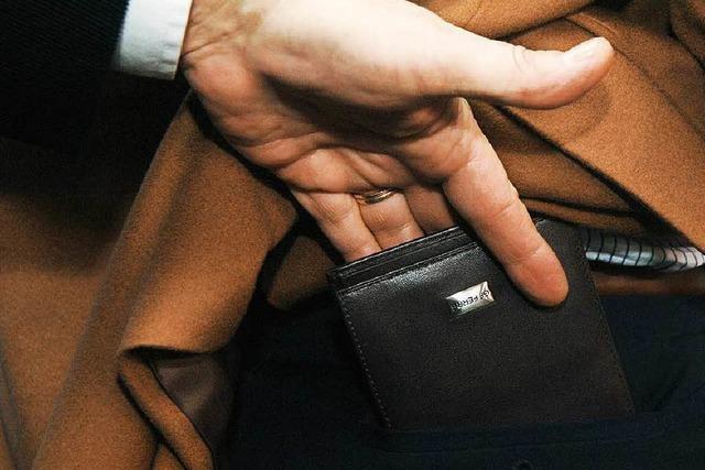 Taschendiebstähle in Bahnhöfen häufen sich