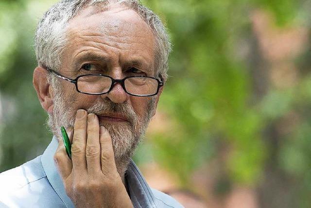 Wird Jeremy Corbyn neuer Chef der Labour Party?