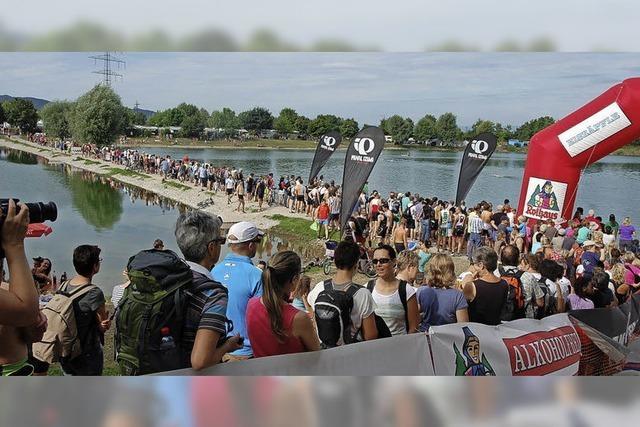 Jubiläumslauf: Der Breisgau Triathlon findet zum 25. Mal statt