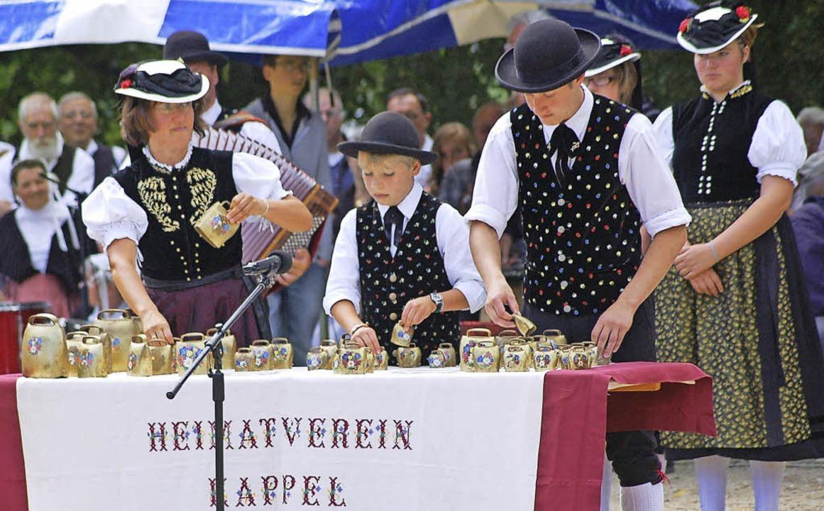 Glockenspiel    Foto: Privat