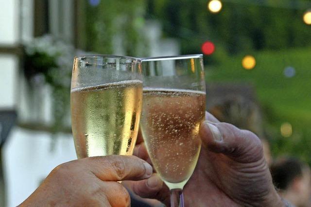 Zürpfle un schlemme: In Ebringen findet das Weinfest statt
