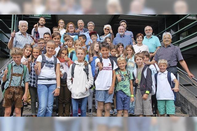 Deutsch-Italienisch auf gemeinsamer Ferientour