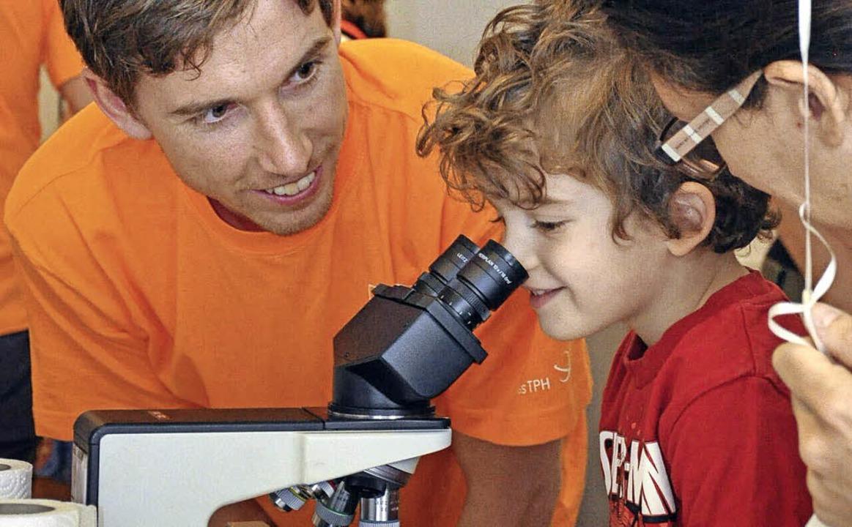 Das Tropen- und Public Health-Instituts Swiss empfängt auch Besucher.     Foto: ZVG