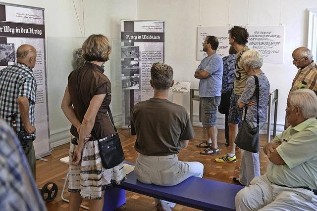 143 Waldkircher Wohnungen waren für Besatzungsangehörige belegt