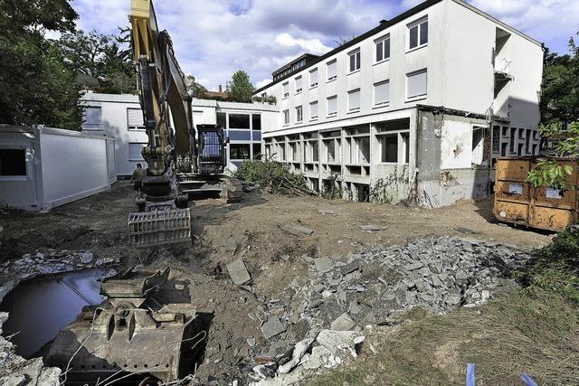 Testa-Haus-Abriss hat begonnen - gab es keine Alternativen?