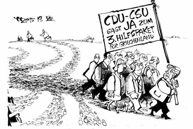 Und noch eine Flüchtlingswelle!