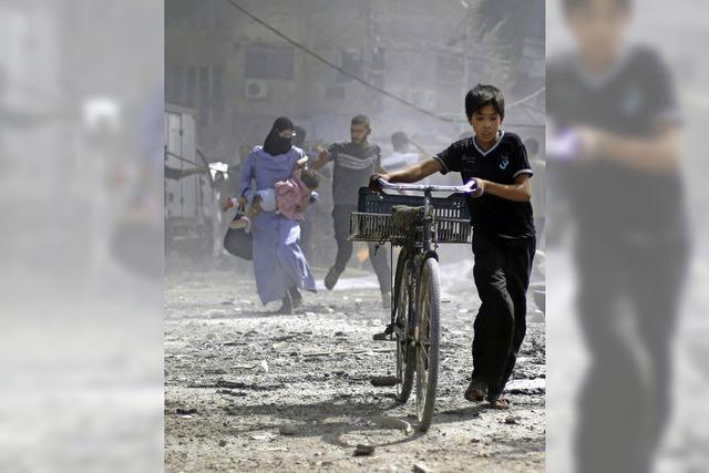 Ein Hoffnungsschimmer für Syrien