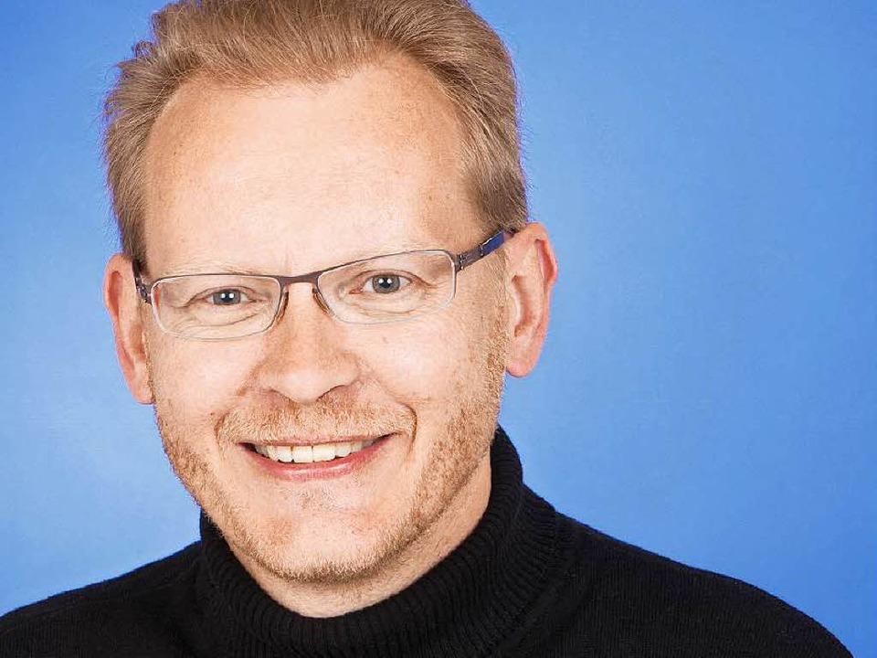 Thomas Dörflinger, CDU-Parlamentarier aus dem Südwesten.  | Foto: privat