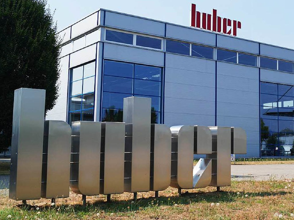 Das Familienunternehmen Peter Huber Kä...nvestiert in den Standort Elgersweier.  | Foto: Christine Storck-Haupt