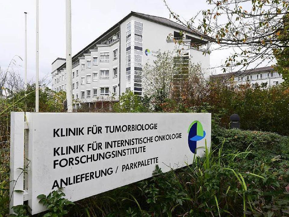Die Freiburger Klinik für Tumorbiologie  | Foto: Schneider