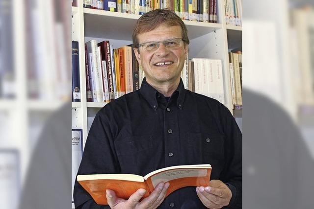 Bezirkskantor Herbert Deininger spielt Werke von Beethoven, Mozart und Rink.