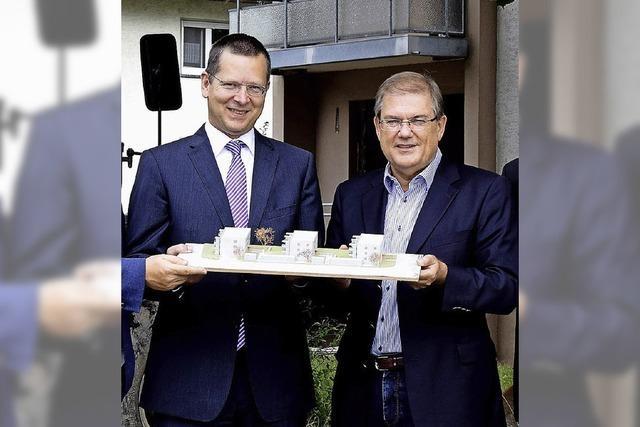 Startschuss für Mietwohnprojekt in Neuenburg