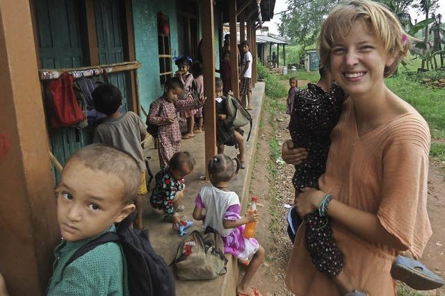 Zwei Emmendinger in Nepal