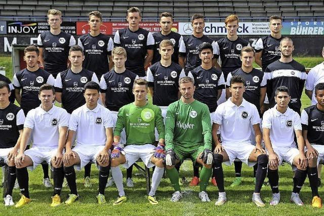 U19 des FC Emmendingen geht ohne Druck ins Abenteuer Oberliga