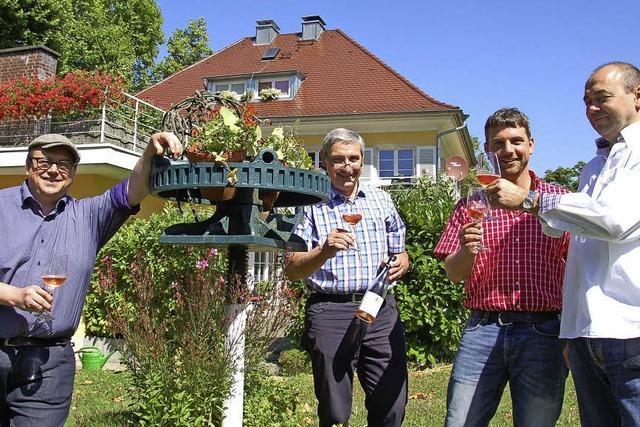 Das Weinfest im Grünen