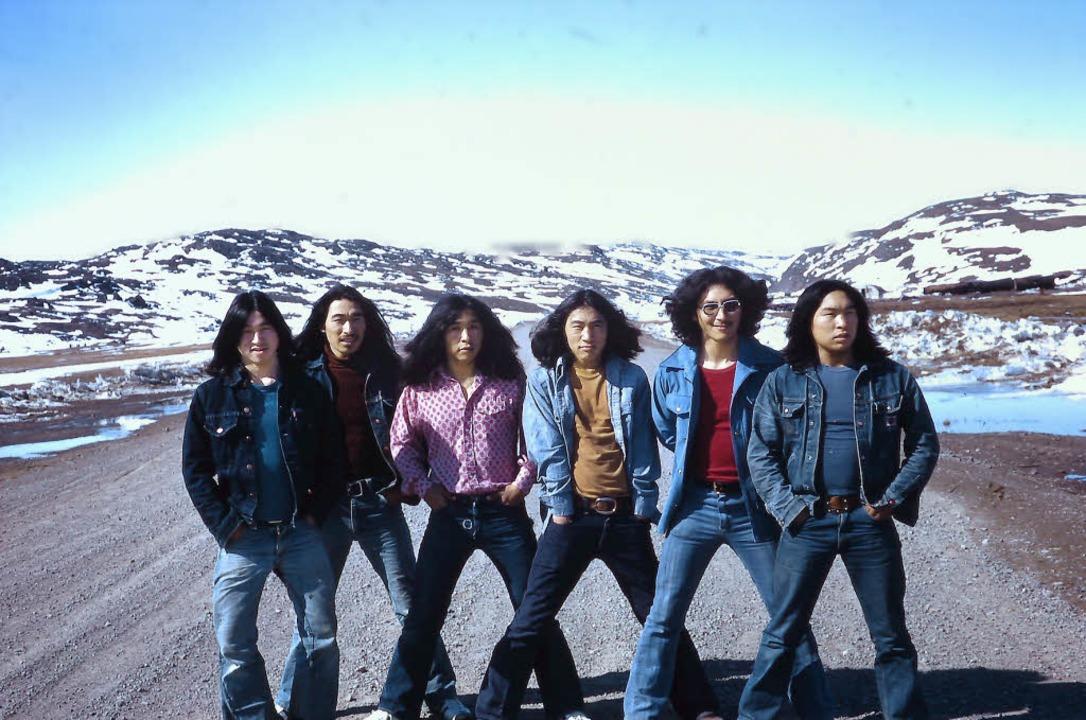 Die Inuit-Gruppe Sugluk   | Foto: pro