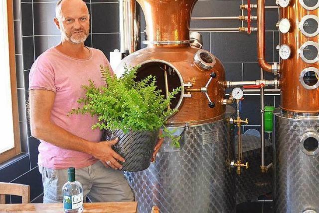 Der Gin-Trend hat Schallstadt erreicht