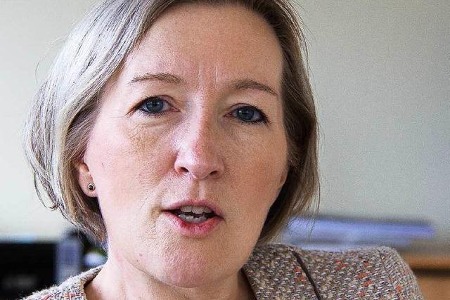 Müllheims Bürgermeisterin zur Flüchtlingsdiskussion: