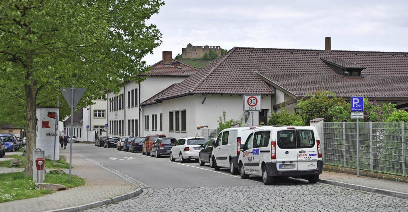 Die Stadt Staufen will frei werdende Flächen des Schladerer-Areals kaufen.  | Foto: Archivfoto: Rainer Ruther
